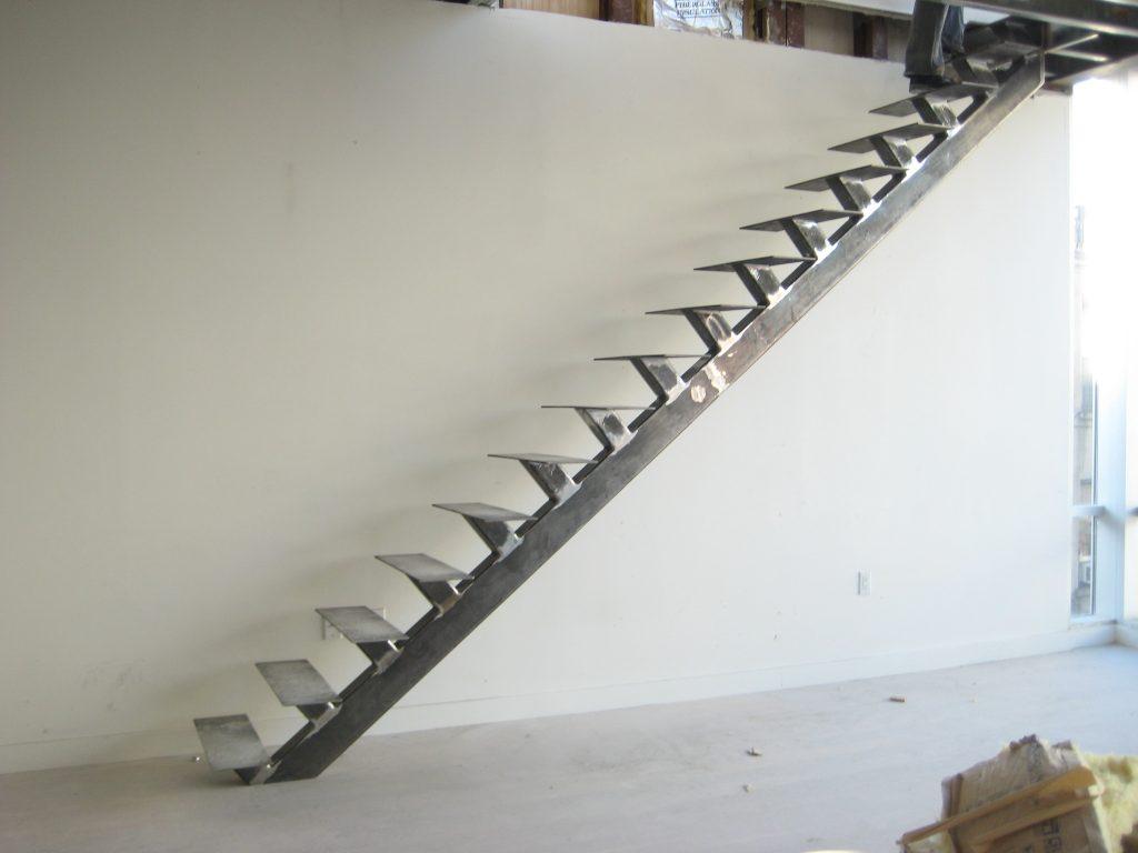 Schody Metalowe F24-9